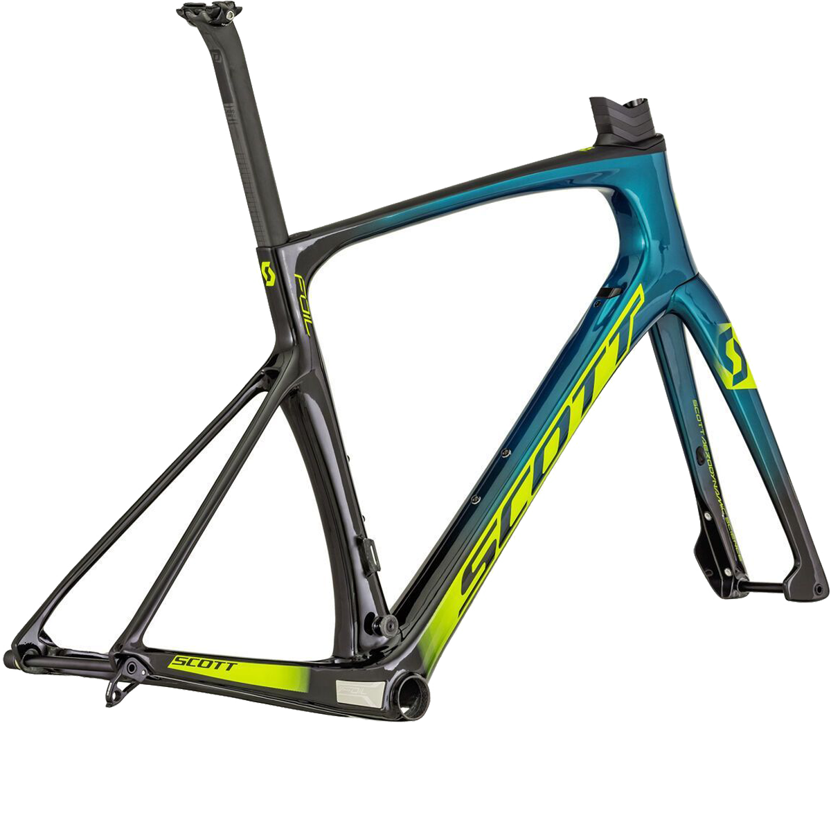 Scott Foil Premium Disc Team Edition L/56 Frameset